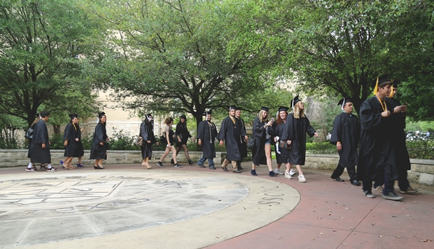 Seniors at Legacy Walk