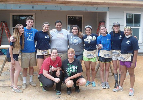 Habitat for Humanity project group image