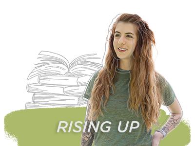 Simone DeAngelis '16 profile image.