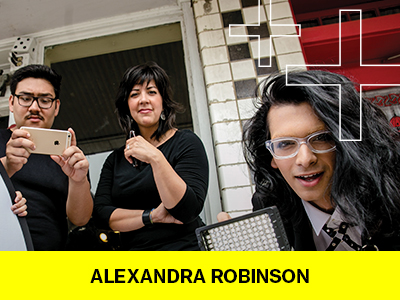 Alexandra Robinson