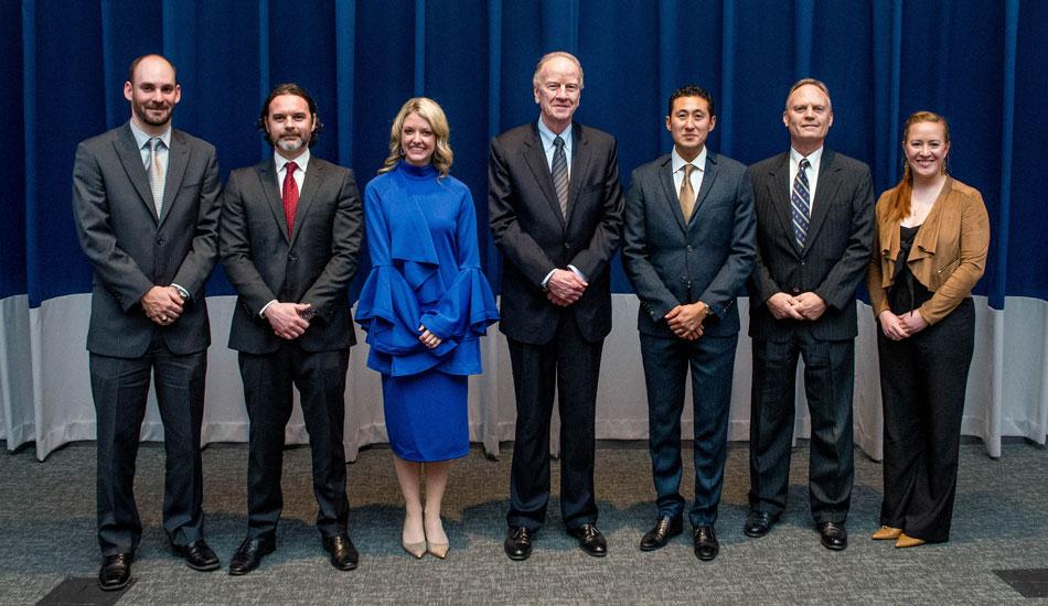 Alumni Honors Ceremony