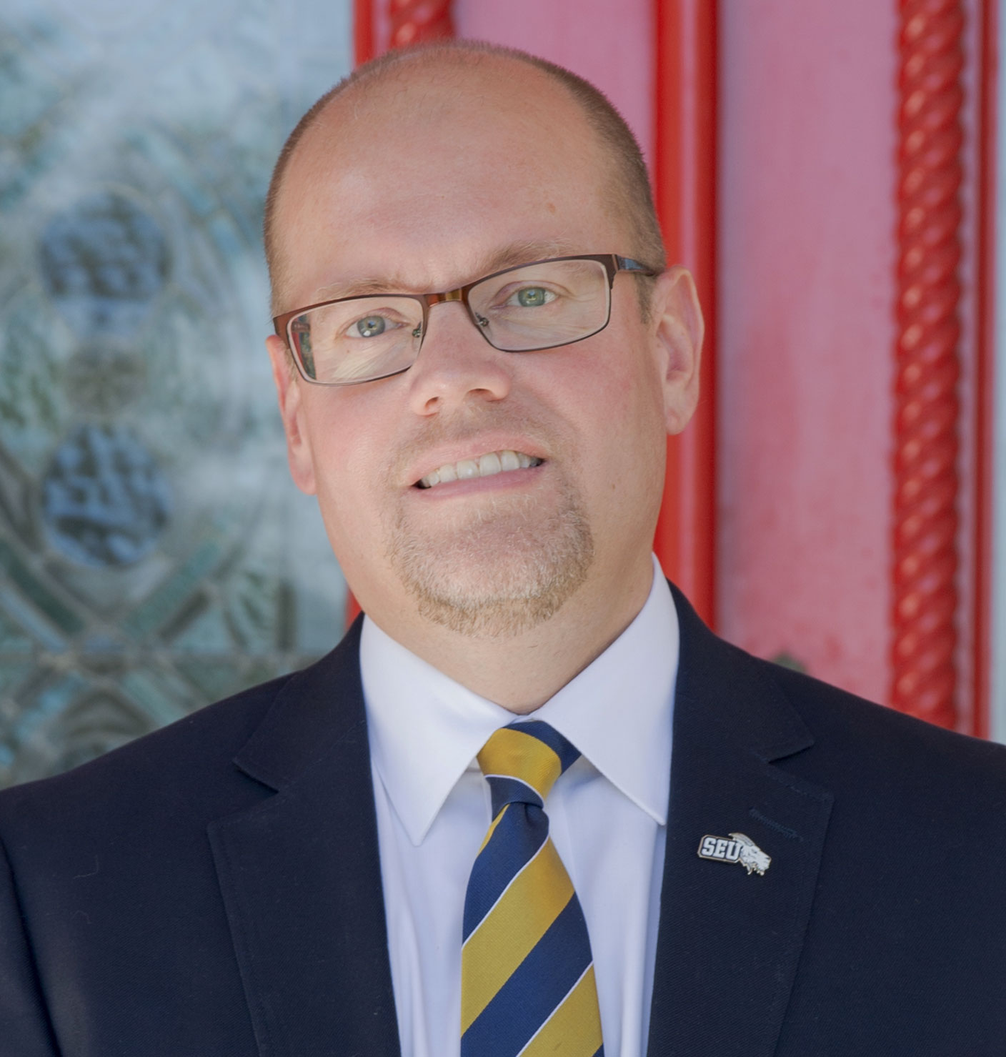 Andrew Prall, Provost, St. Edward's University