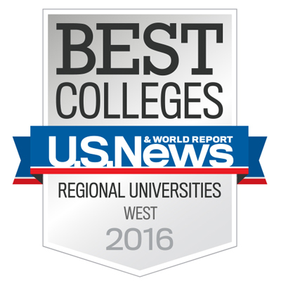 U.S. News Best Colleges Badge