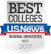 2017 U.S. News Best Colleges badge