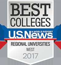 2017 U.S. News Best Colleges badge