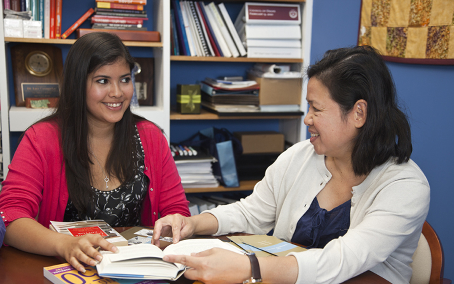 Licensed counselors from St. Edward's University can have a rewarding career helping others.