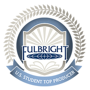 Fulbright U.S. Students Top Producer logo