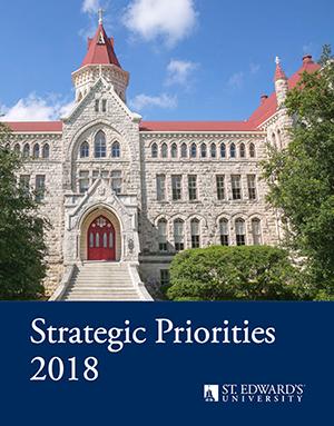 Strategic Priorities 2018 document cover