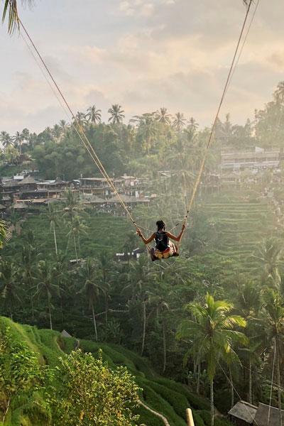 Aida Domingo travels through Asia