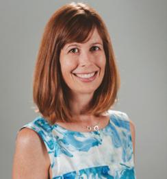 Christie Campbell, AVP for Marketing, St. Edward's University