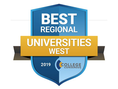 Best Regional Universities West 2019 College Consensum