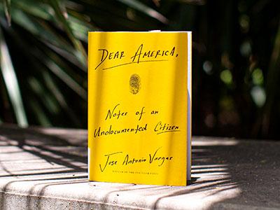 Common Theme Book, Dear America