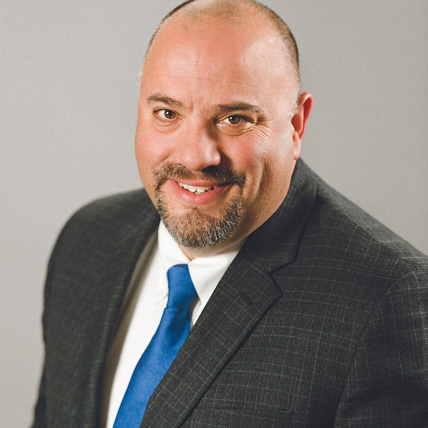 Joe DeMedeiros, Vice President for University Advancement