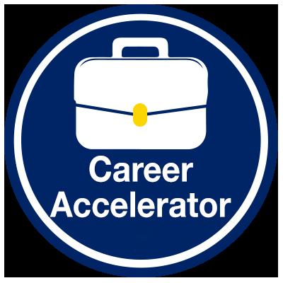 Career Accelerator Badge