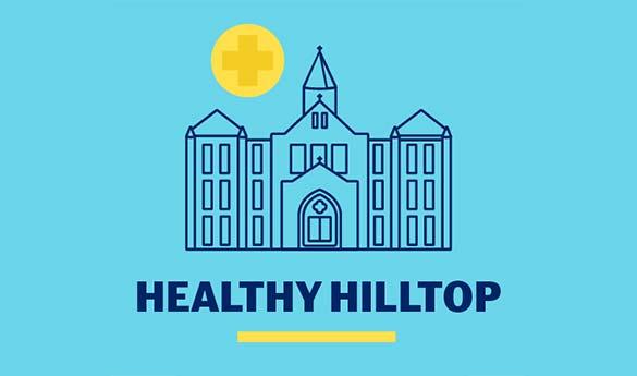 Healthy Hilltop graphic