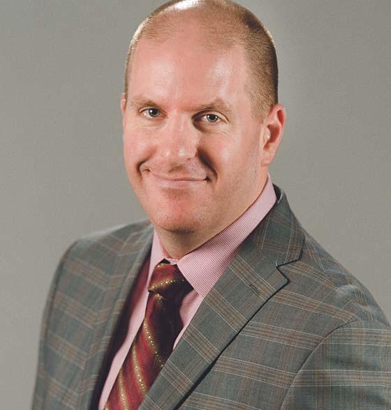Justin Sloan, St. Edward's University