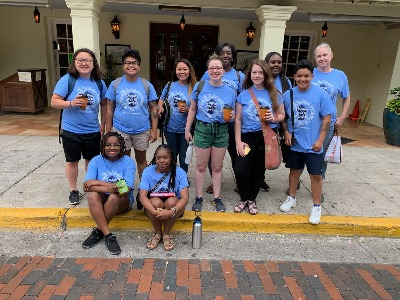2019 Social Justice Journey Group