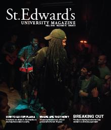 St. Edward's University Magazine - Fall 2016