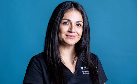 Claudia Briseno-Chavez, Success Coach