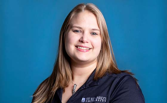 Kelsey Samsel, Associate Director and Success Coach