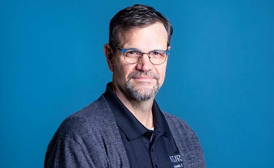 Michael Kinsey, Associate Director and Success Coach