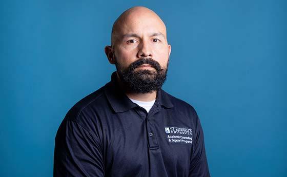 Roel Martinez, Associate Director and Success Coach