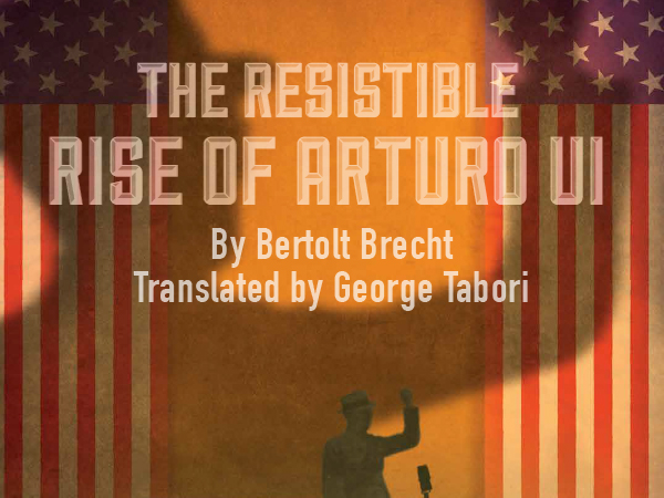 The Resistible Rise of Arturo Ui flyer