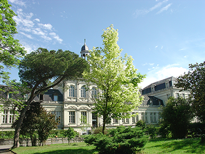 Universite Catholique de Louest, Angers, France