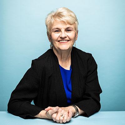 Glenda Ballard, dean of School of Human Development and Education, St. Edward's University