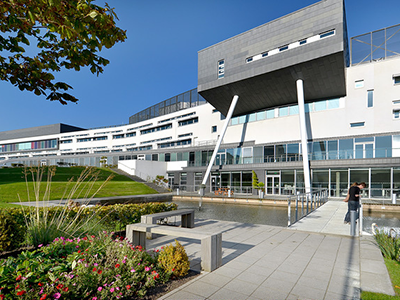 Queen Margaret University (QMU), Edinburgh, Scotland