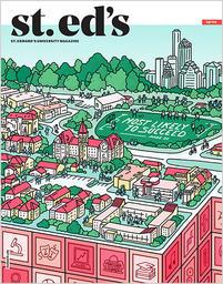 Fall 2018 Magazine Cover