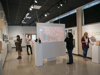 St. Edward's University Fine Arts Gallery