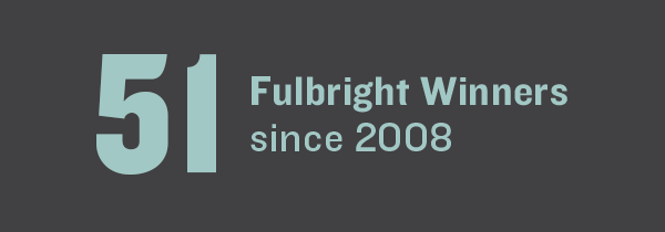 f1 Fulbright Winners since 2008