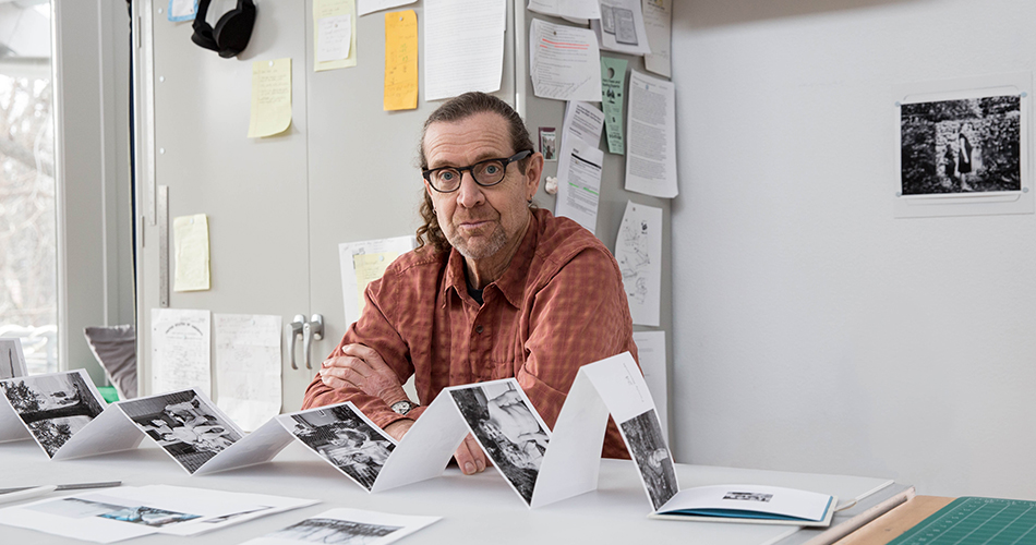 Joe Vitone, Photocommunications professor
