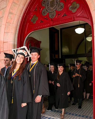 St. Edward's University Legacy Walk