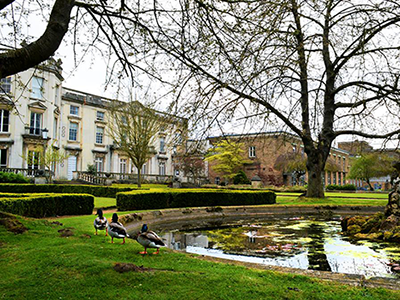 University of Roehampton, London, England