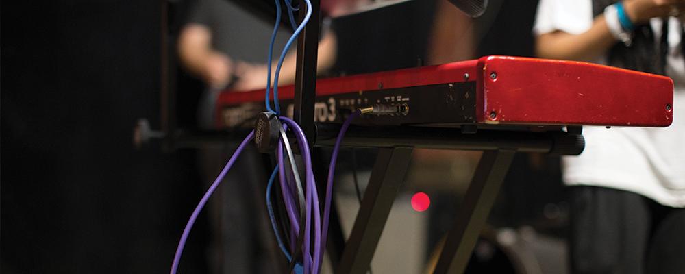 Magna Carda Keyboard Setup