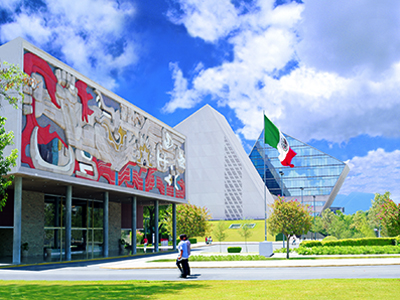 Tecnológico de Monterrey, programs throughout Mexico