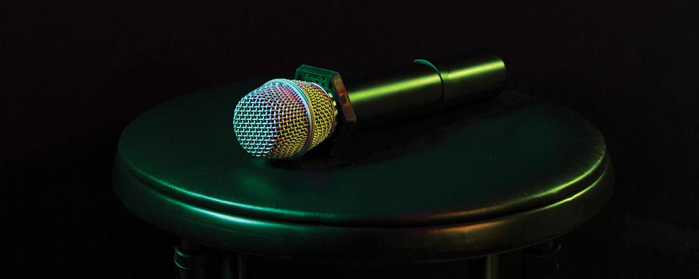 Magna Carda microphone