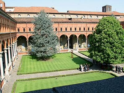 The Università Cattolica del Sacro Cuore, Milan, Italy