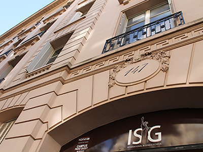 Institut Superieure de Gestion (ISG) - Paris, France