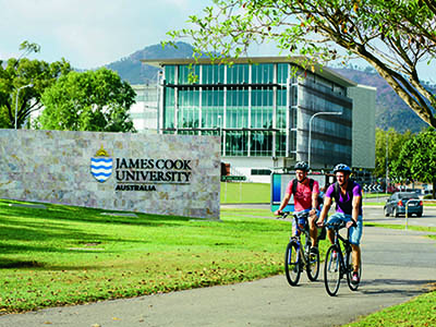 James Cook University (JCU), Queensland, Australia