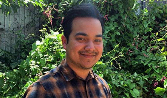 Matthew San Martin '20, Communication major