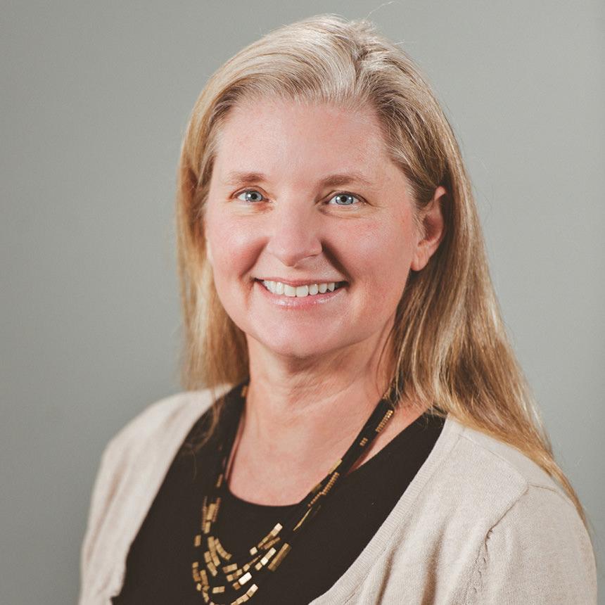 Caroline Morris, AVP, Center for Applied Learning and Social Impact; Director of Fellowships, St. Edward's University