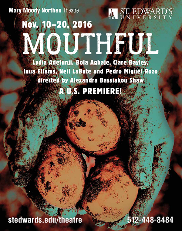Mouthful poster