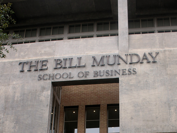 The Bill Munday School of Business