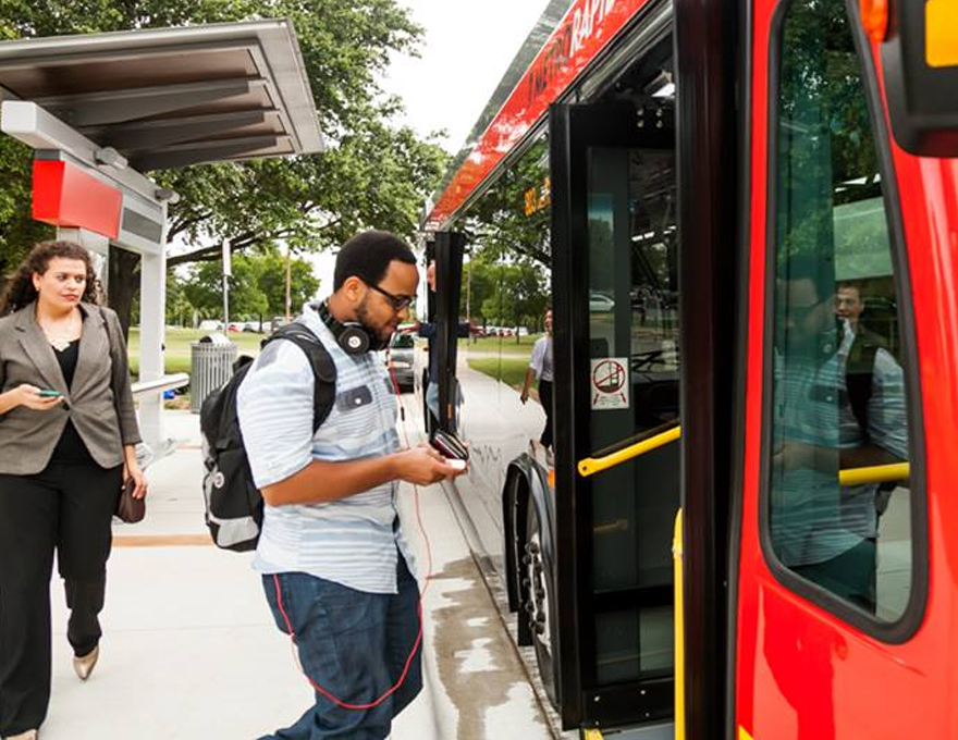 CapMetro Bus Passes