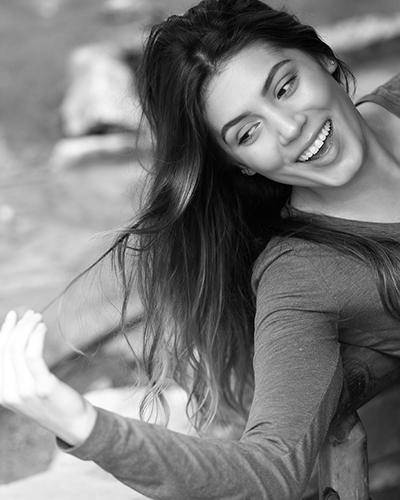 Brianna Chacon, Headshot