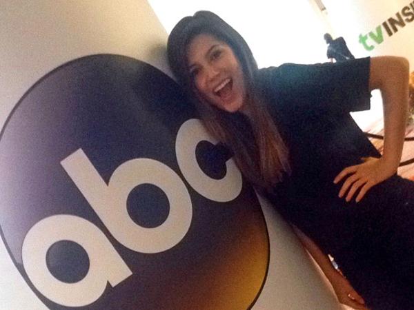 Brianna Chacon, ABC Logo