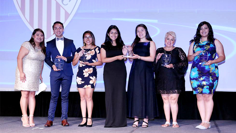 LULAC Award Recipients